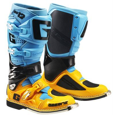 Gaerne Boots Sg12 >> Gaerne Sg12 Powder Mx Boots