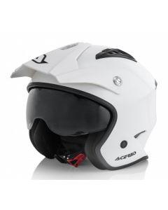 Jet Aria Helmet - White