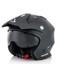 Jet Aria Helmet - Black