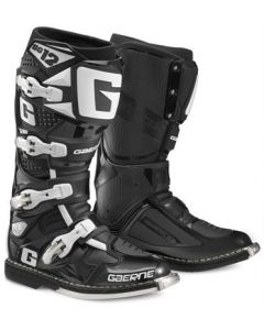 Gaerne SG12 Black/White MX Boots