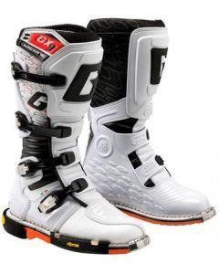 GAERNE GX1 SUPER MOTO BOOTS - WHITE