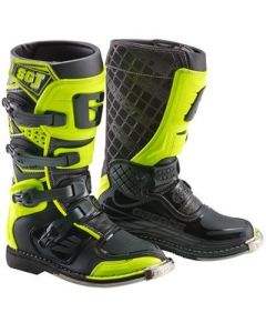 Gaerne SGJ Black/Yellow Flou Kids MX Boots