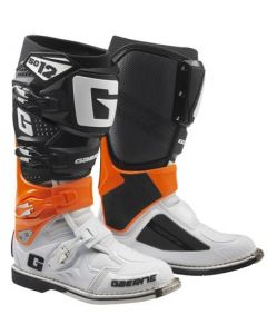 Gaerne SG12 Orange/Black/White MX Boots