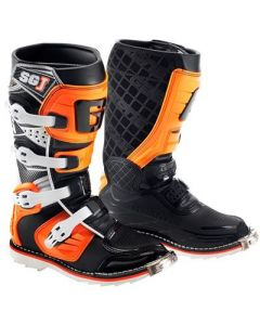 Gaerne SGJ Orange/Black Kids MX Boots