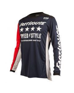 ***NEW*** Fasthouse Alpha L1 Jersey - Navy