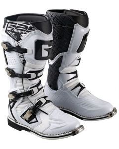 Gaerne React White MX Boots