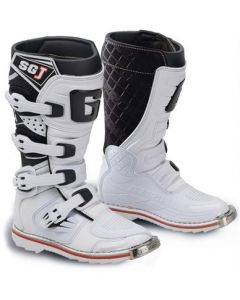 Gaerne SGJ White Kids MX Boots