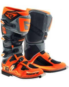Gaerne SG12 Orange/Grey MX Boots