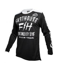Fasthouse Dickson Jersey Black