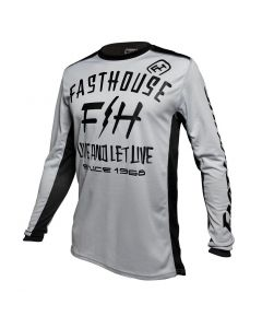 Fasthouse Dickson Jersey Silver