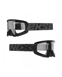 GOX Flatout Goggle Stealth Black