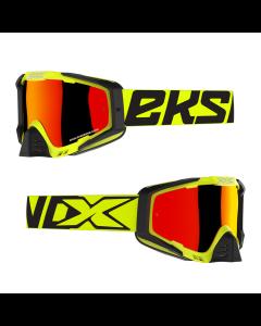 EKS Brand Goggle - EKS-S Flo Yellow/Black