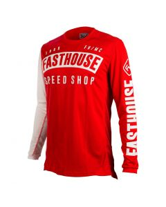 ***NEW***Fasthouse Block L1 Jersey - Red