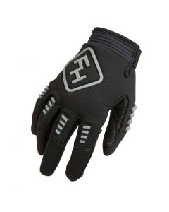 Fasthouse Black Diesel Adult Gloves