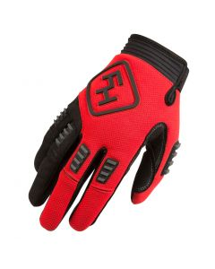 Fasthouse Diesel Red Adult Gloves
