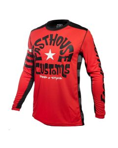 Fasthouse Funkhouse L1 Jersey Red
