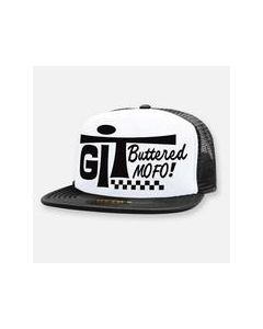 WeBig Git Buttered Hat Black-White