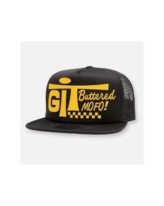 WeBig Git Buttered Hat Black