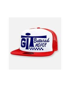 WeBig Git Buttered Hat Red-White-Blue