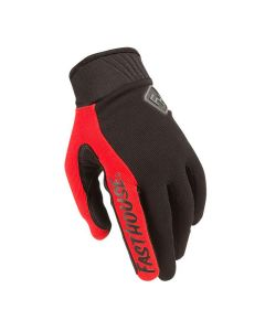 Fasthouse Adult Grindhouse Gloves Black/Red