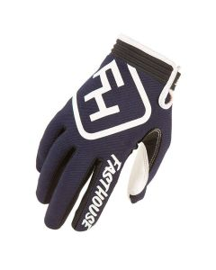 Fasthouse Navy Speed Style Adult Gloves