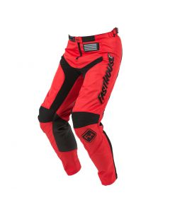 Fasthouse Grindhouse Pants-Red