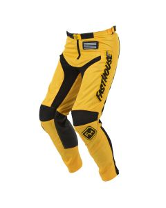 Fasthouse Grindhouse Pants-Yellow