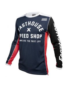 Fasthouse Heritage Jersey Navy