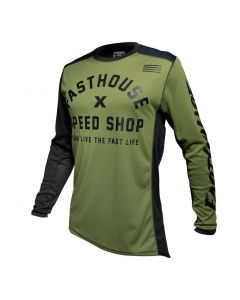 Fasthouse Heritage Jersey Olive