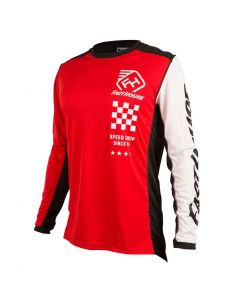 Fasthouse Icon L1 Jersey - Red