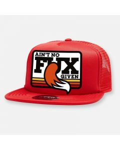 WeBig No Fux Hat Red