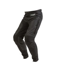 Fasthouse Grinhouse Pants-Solid Black
