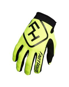 Fasthouse Speed Style Flo Yellow Adult Gloves