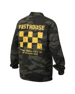 Fasthouse Torn Checkers Breaker