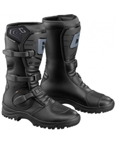 Gaerne G-Adventure Black Boot